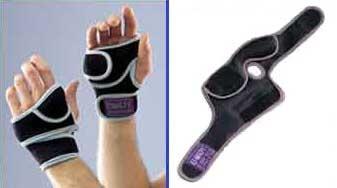 Как сделать утяжелители для ног и рук